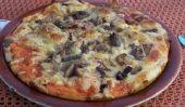Micro-ondes avec grill cuire la pizza - il vous devriez regarder lors de l'achat