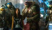 """2014 Movie Trailer """"Teenage Mutant Ninja Turtles de, Moulage Nouvelles et Sequel: Film domine Box;  Deuxième film sur le pont?"""