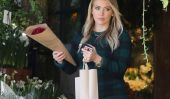 Hilary Duff choisit le morceau parfait Centre de Thanksgiving (Photos)