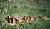 Spectaculaire Log Home In The Heart Of Castle Creek Valley