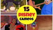 15 camées étonnants du Disney apparaître dans d'autres films Disney