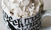 Vanilla Latte crème de coco - Dairy gratuit!