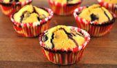 Cornbread Muffins aux bleuets: Votre Nouvelle Tradition Famille