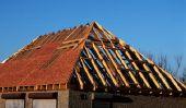 Calculer le volume d'un toit en croupe