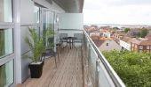 Réhabiliter balcon - de sorte que vous obteniez la bonne