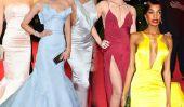 Ambiance de Noël parmi les célébrités: Kylie Minogue, Cara Delevingne ...