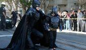 San Francisco transforme en Gotham, lutte contre la criminalité Batkid remporte Nos coeurs