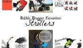 Babble Blogger Favoris: poussettes simples 2012