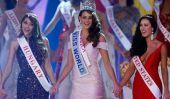 Miss Monde 2014 participants: Afrique du Sud reine de beauté Rolene Strauss Beats Mlle Etats-Unis Elizabeth Safrit pour la Couronne [Image]