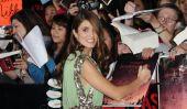 Nikki Reed At The Breaking Dawn Premiere: Est-elle enceinte?  (Photos)