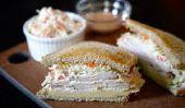 Les meilleurs Turquie Sandwiches et savoureux restes de dinde Recettes