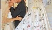 Robe de mariage d'Angelina Jolie est la preuve de combien elle aime ses enfants
