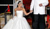 Kelly Ripa robes comme un Kim Kardashian mariée - tandis que les fichiers Kim documents de divorce aujourd'hui!
