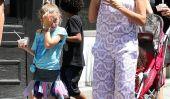Heidi Klum a gelé yogourt avec ses enfants - sont ses Overalls un Hit or Miss?  (Photos)