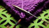 Dreieckstücher tricoter - des instructions pour une couverture chauffante