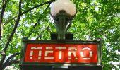 Les tickets de métro à Paris - des informations utiles pour le transport local