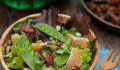 Notions de base de vinaigrette: Obtenez votre salade sur le Nouvel An