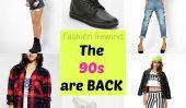 25 raisons les années 90 sont de retour