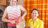 Utilisez moule à cake de cuire correctement - comment cela fonctionne: