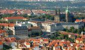 En bus à la République tchèque - afin de profiter de bus longue distance