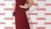 Penelope Cruz brille sur le tapis rouge à Milan (de Photos)
