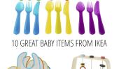 10 Articles de bébé Grande IKEA