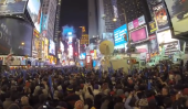 Réveillon du Nouvel An NYC 2014: Diffusion en direct de Times Square Ball Drop & officiel Lineup de performance [VIDEO]