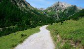 Lech: piste cyclable - informatif