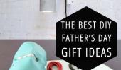 25 Les meilleurs cadeaux de Fête des Pères bricolage!