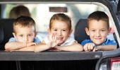Vie avec trois enfants - de sorte que vous ne perdez pas votre sang-froid