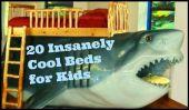 20 lits Insanely cool pour les enfants