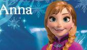 Leçons tirées de 'Princesse Anna de Frozen