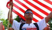Mexicains et Salvadoriens ont l'image plus optimiste des États-Unis, selon une étude