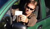 Perdu permis de conduire - que faire?