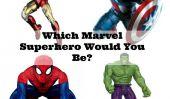 Si vous étiez un super héros Marvel, qui seriez-vous?