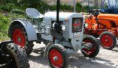 Eicher 3008 - Notes sur le modèle de tracteur