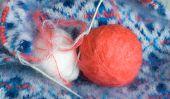 Instructions pour tricoter une boucle - de sorte que vous tricoter avec des couleurs différentes