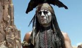 Est la représentation de Johnny Depp de Tonto raciste?