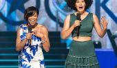 ICYMI voici ce qui est arrivé à la cérémonie des 'Black Girls Rock' uber-inspirante
