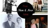 Then & Now: ce que les couples de longue date ressemblait au début du mariage et maintenant