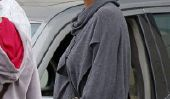 Spotted!  Halle Berry And Daughter Nahla Aubry Out!  (Photos)