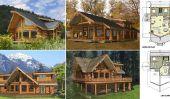 Se connecter Accueil et identifier les plans de cabine plancher entre 1500-3000 pieds carrés