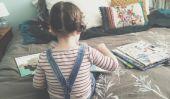 Création d'un accueil lecture-friendly pour tout-petits