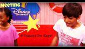 Lorsque mes enfants ont rencontré le Disney Channel stars au D23 Expo
