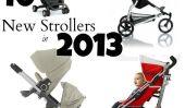 10 Poussettes cool à venir en 2013