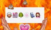 Siri peut parler Emojis?