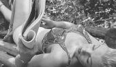 Ces enregistrements sont 62 ans surfacés - photos manquantes de Marilyn Monroe