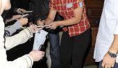 Britney Spears Mad Pour Plaid: Et est-elle portant une bague de fiançailles?  (Photos)