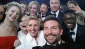 Ellen DeGeneres Oscars Selfie 2014: Samsung hôte utilise On-Stage, iPhone Backstage
