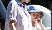 Michelle Williams prend Matilda On A Playdate (Photos)